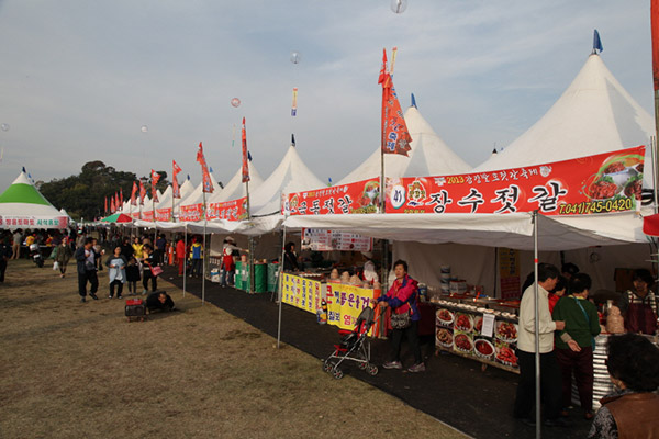 江景发酵鱼酱庆典3
