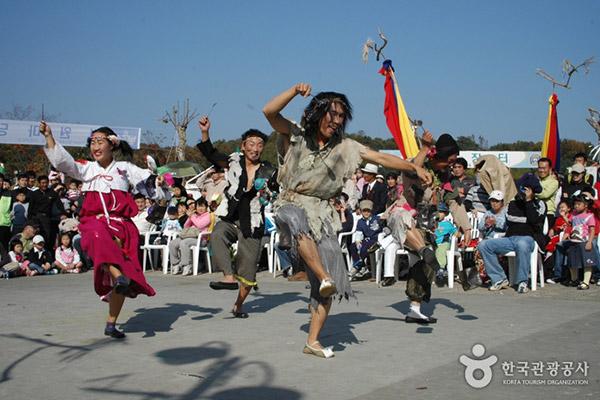 利川大米文化庆典1
