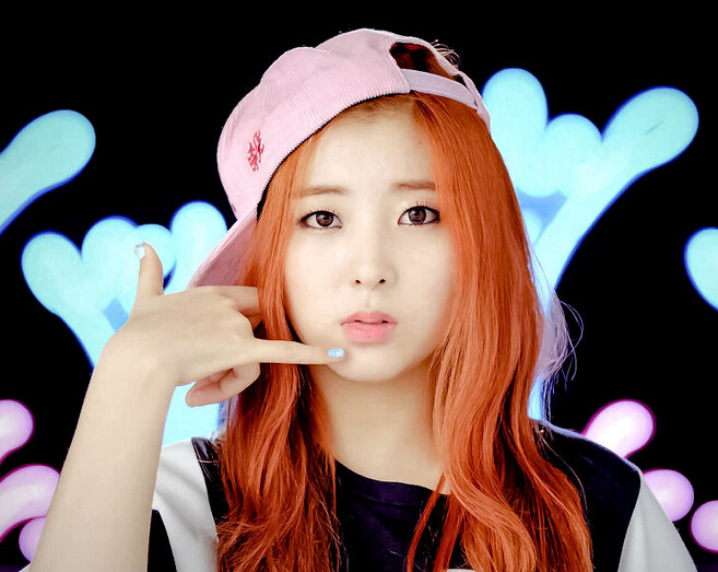 韩国女idol中的94line