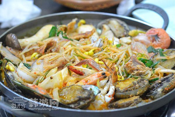 济州名家韩式辣炒海鲜7