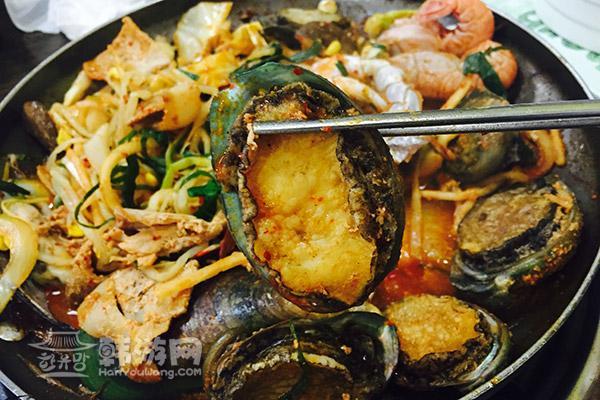 济州名家韩式辣炒海鲜9