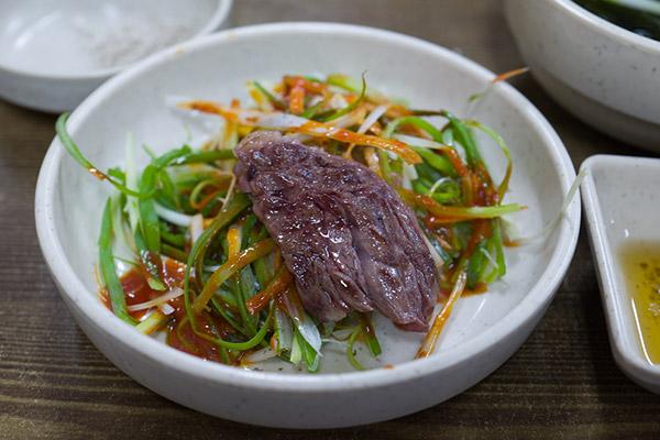 韩国一品烤肉9