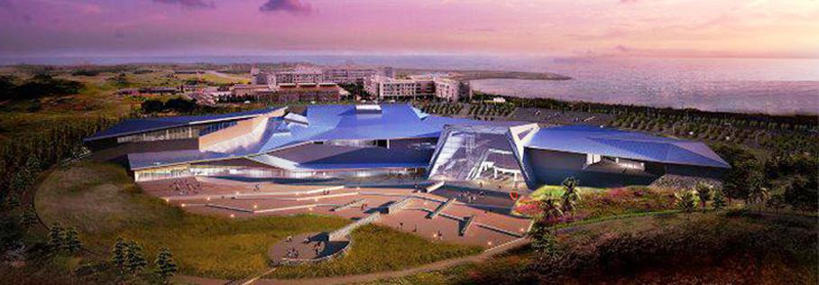 济州Aqua planet水族馆