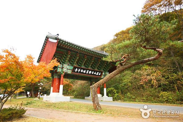 韩国枫叶大赏游览地点1