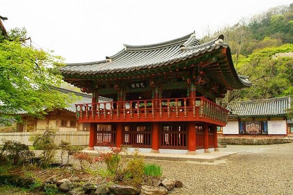 韩国枫叶大赏游览地点3