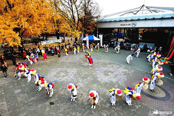韩国枫叶大赏游览地点17