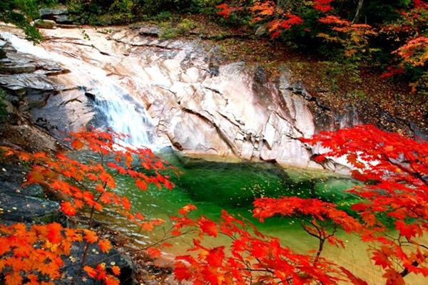 韩国枫叶大赏游览地点26