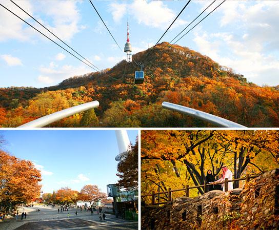 韩国枫叶大赏游览地点29