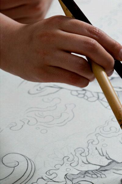 北村韓屋丹青手工製作_韓國景點_韓遊網