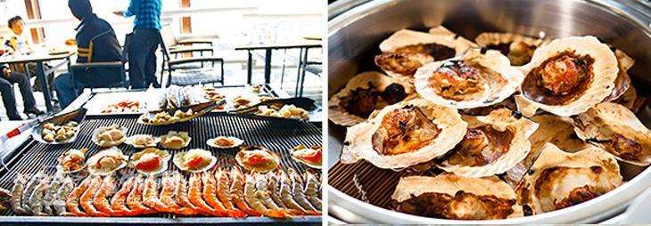 【舌尖上的济州】济州岛香格里拉海鲜自助餐(电子票)