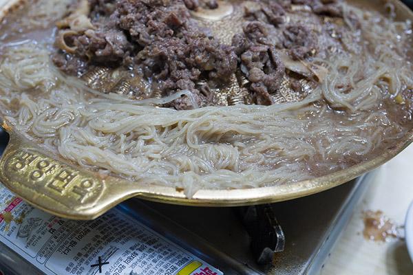 江南平壤面屋韩式料理8