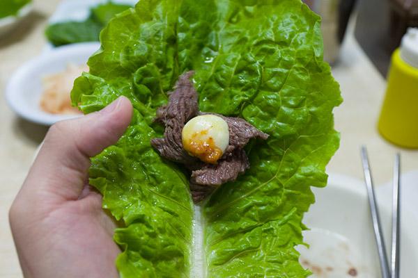 江南平壤面屋韩式料理9