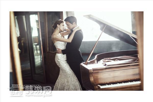 wonkyu studio婚纱摄影