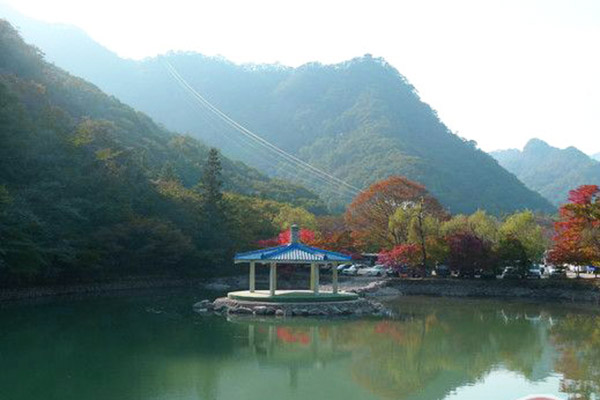 韩国全罗北道内藏山_韩国景点_韩游网