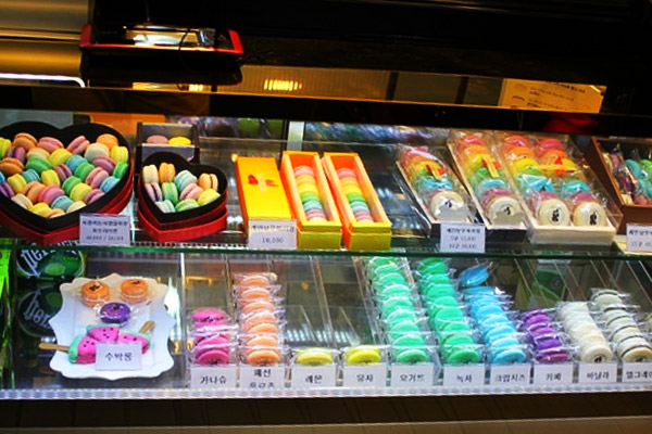 韩国首尔好吃的马卡龙蛋糕7