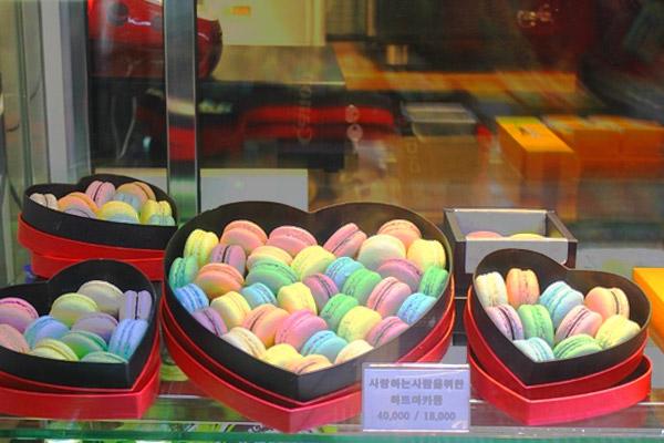 韩国首尔好吃的马卡龙蛋糕6