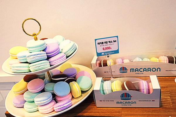 韩国首尔好吃的马卡龙蛋糕12