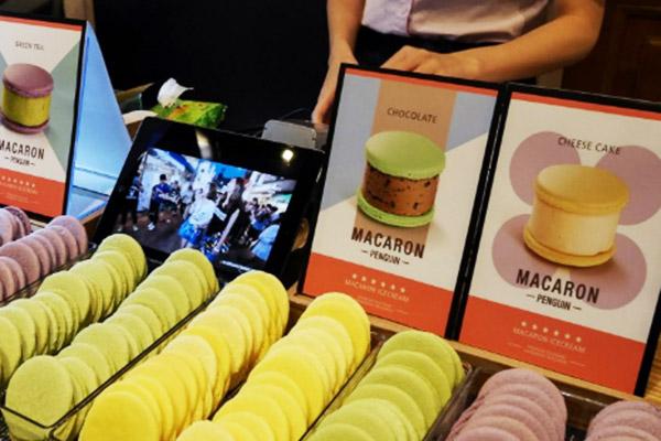 韩国首尔好吃的马卡龙蛋糕25