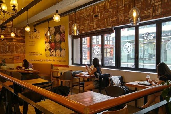 百吉饼咖啡厅Beigel Caffe3
