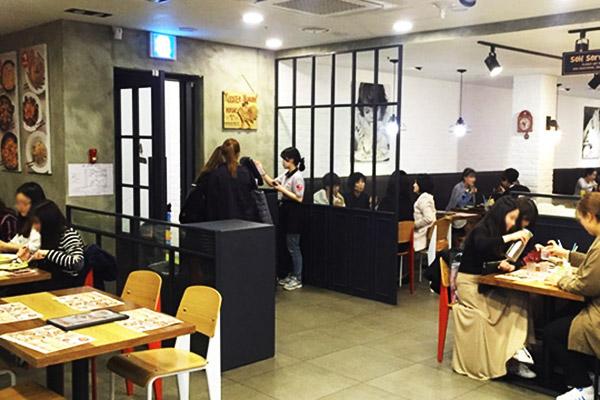江南ROSCOCO健康西餐料理_韩国美食_韩游网