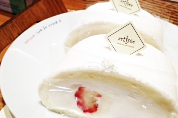 韩国草莓蛋糕甜点大搜罗7