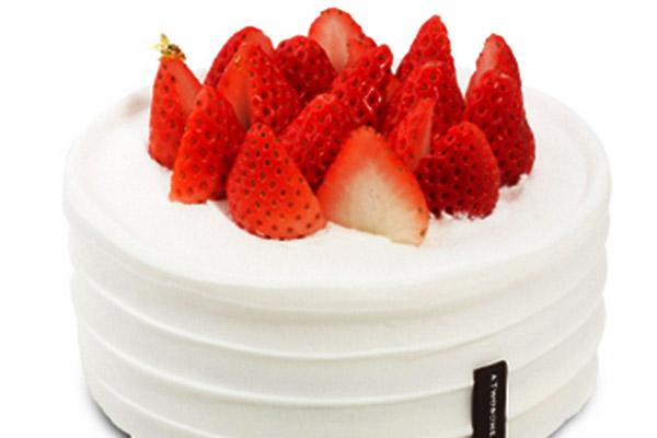 韩国草莓蛋糕甜点大搜罗9
