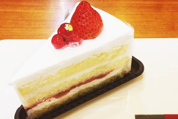 韩国草莓蛋糕甜点大搜罗8