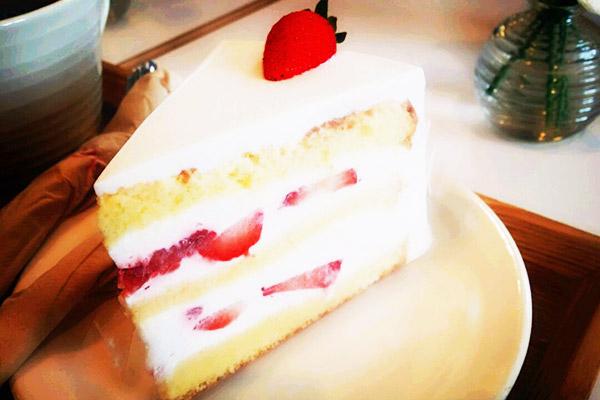 韩国草莓蛋糕甜点大搜罗15