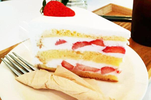 韩国草莓蛋糕甜点大搜罗17