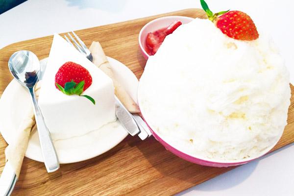 韩国草莓蛋糕甜点大搜罗18