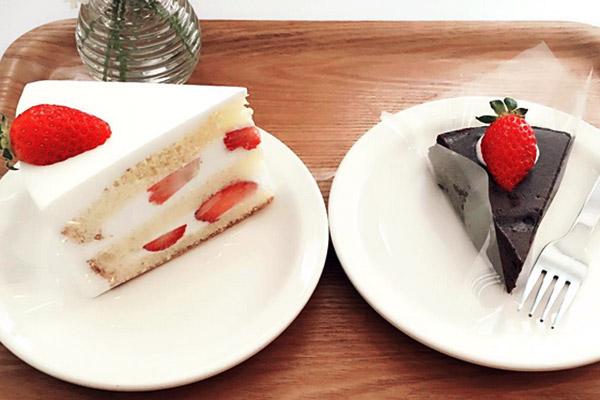 韩国草莓蛋糕甜点大搜罗21