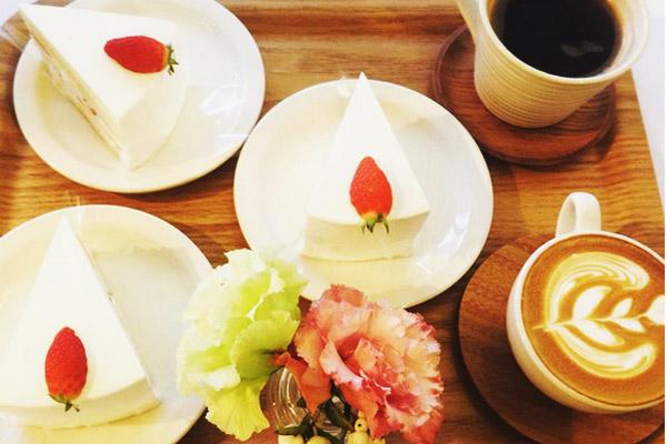 韩国草莓蛋糕甜点大搜罗23
