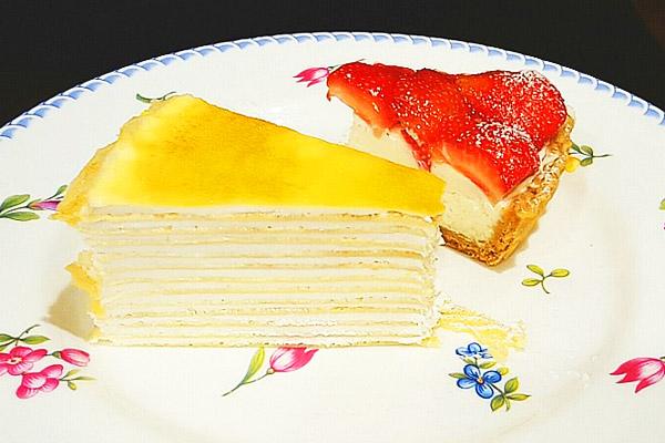韩国草莓蛋糕甜点大搜罗24