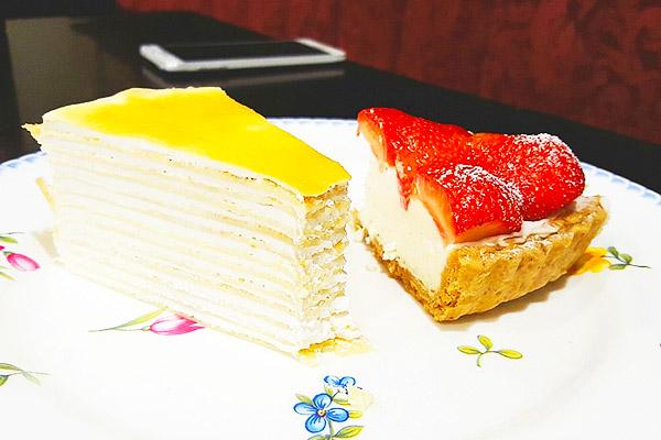 韩国草莓蛋糕甜点大搜罗25