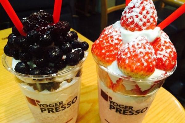 韩国草莓蛋糕甜点大搜罗27