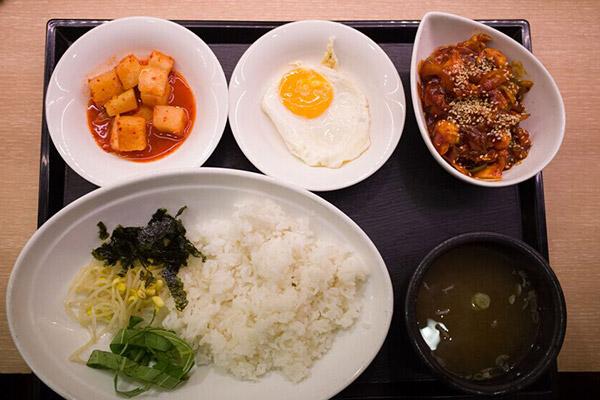 韩国首尔可以点单人套餐的美味餐厅六大推荐20
