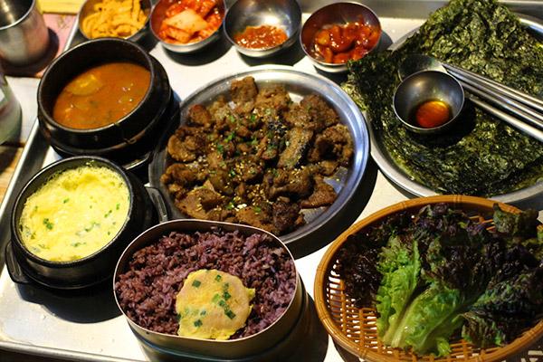 韩国弘大超级好吃又经济实惠的美食店汇总3