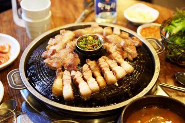 韩国弘大超级好吃又经济实惠的美食店汇总18