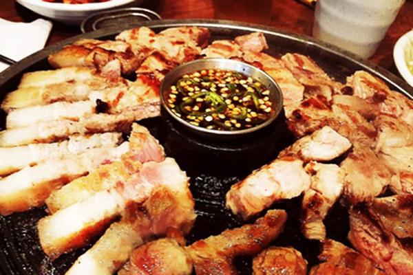 韩国弘大超级好吃又经济实惠的美食店汇总21