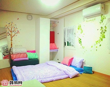首尔彩虹小屋民宿(RAINBOW HOUSE)