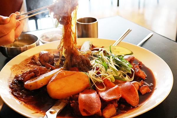 韩国新安东炖鸡2