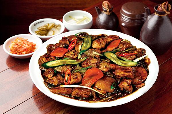 韩国新安东炖鸡22