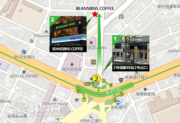 beansbins路线图
