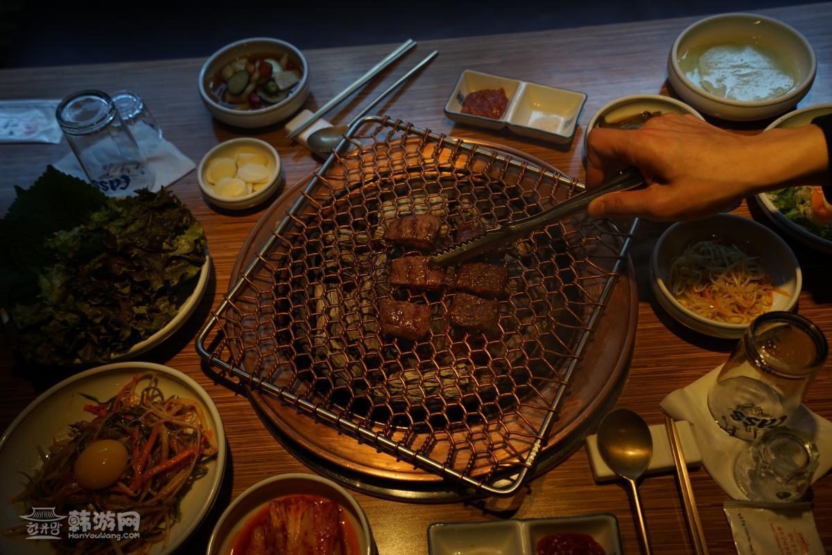 首尔王妃家烤肉店(钟路店)_韩国美食_韩游网