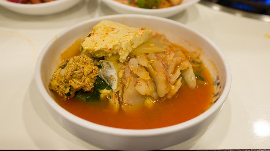 佳肴鲜明太鱼锅6