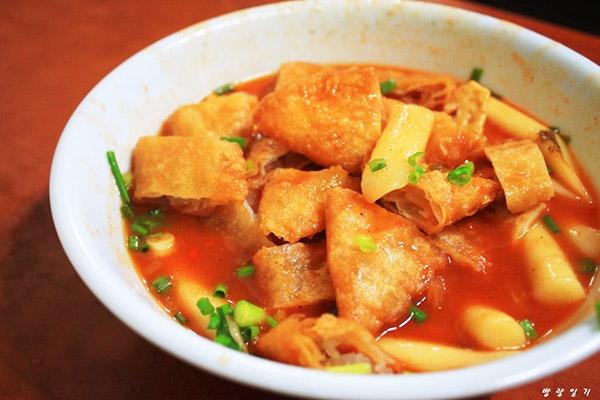 5000韩币以内便可品尝到美味食品的韩国餐厅18
