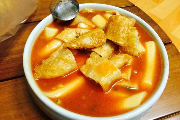5000韩币以内便可品尝到美味食品的韩国餐厅19