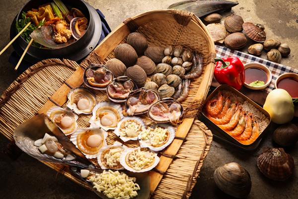 韩国贝壳海鲜让你一次吃个够2