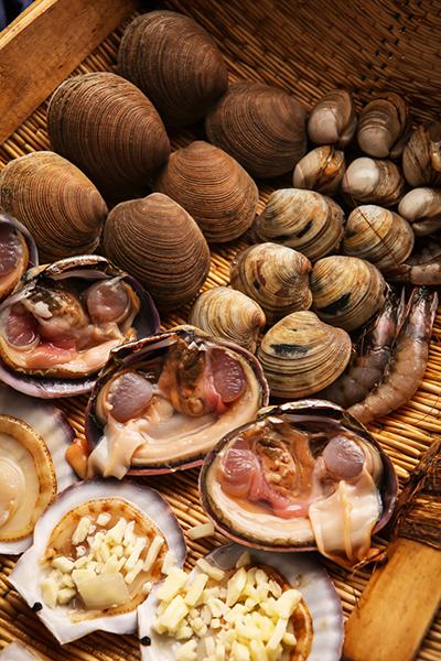 韩国贝壳海鲜让你一次吃个够1