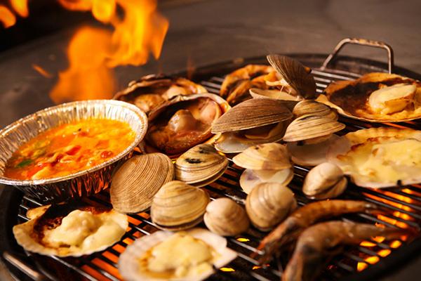 韩国贝壳海鲜让你一次吃个够3
